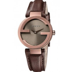 Orologio Gucci Donna Interlocking Small YA133504 Quartz