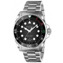 Orologio Gucci Uomo Dive XL YA136208 Quartz