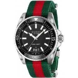 Comprare Orologio Gucci Uomo Dive XL YA136206 Quartz
