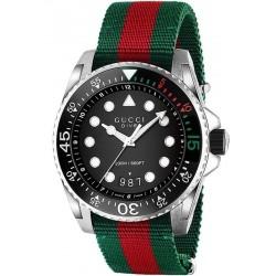 Orologio Gucci Uomo Dive XL YA136209 Quartz