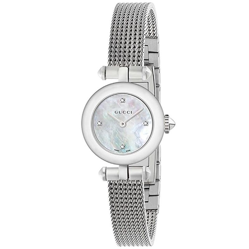 design di qualità 84096 8baa9 Orologio Gucci Donna Diamantissima Small YA141512 Quartz