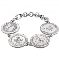 Bracciale Gucci Donna Coin YBA432179001018