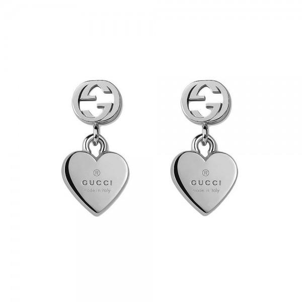 Comprare Orecchini Gucci Donna Trademark YBD35625400100U