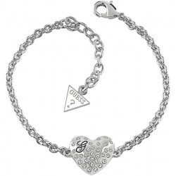 Bracciale Guess Donna Glossy Hearts UBB51492