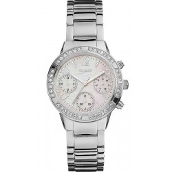 Comprare Orologio Donna Guess Mini Glam Hype W0546L1 Chrono Look Multifunzione