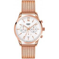 Orologio Henry London Unisex Richmond HL39-CM-0034 Cronografo Quartz