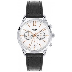 Orologio Henry London Unisex Highgate Cronografo Quartz HL39-CS-0009