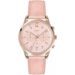 Orologio Henry London Donna Shoreditch HL39-CS-0158 Cronografo Quartz