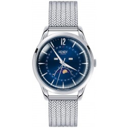 Comprare Orologio Henry London Unisex Knightsbridge HL39-LM-0085 Moonphase Quartz