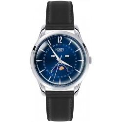 Comprare Orologio Henry London Unisex Knightsbridge HL39-LS-0071 Moonphase Quartz