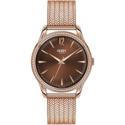 Orologio Henry London Donna Harrow HL39-SM-0124 Quartz