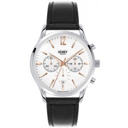 Comprare Orologio Henry London Uomo Highgate HL41-CS-0011 Cronografo Quartz