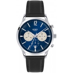Comprare Orologio Henry London Uomo Knightsbridge HL41-CS-0039 Cronografo Quartz