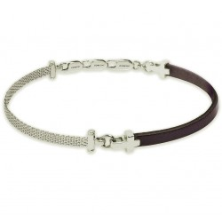 Bracciale Jack & Co Uomo Cross-Over JUB0025