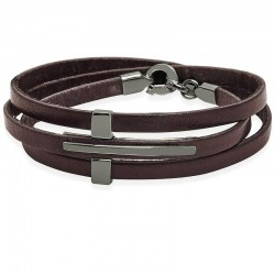 Bracciale Jack & Co Uomo Cross-Over JUB0040