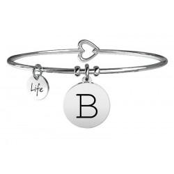 Bracciale Kidult Donna Symbols Lettera B 231555B