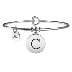 Bracciale Kidult Donna Symbols Lettera C 231555C