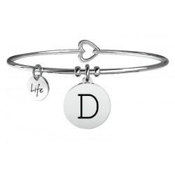 Bracciale Kidult Donna Symbols Lettera D 231555D