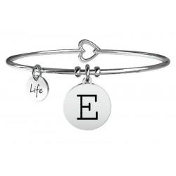 Bracciale Kidult Donna Symbols Lettera E 231555E
