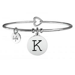 Bracciale Kidult Donna Symbols Lettera K 231555K