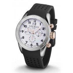 Comprare Orologio Locman Uomo Isola d'Elba Cronografo Quartz 0460M08-0RWHBKSK