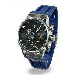 Orologio Locman Uomo Montecristo Cronografo Quartz 051000BKFBL0GOB