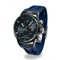 Comprare Orologio Locman Uomo Montecristo Cronografo Quartz 0510KNBKFBL0GOB