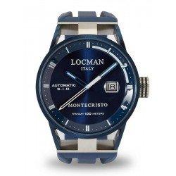 Comprare Orologio Locman Uomo Montecristo Automatico 0511BLBLFWH0SIB