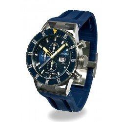 Comprare Orologio Locman Uomo Montecristo Professional Diver Cronografo 051200BYBLNKSIB
