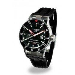 Comprare Orologio Locman Uomo Montecristo Professional Diver Automatico 051300KRBKNKSIK