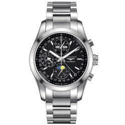 Comprare Orologio Longines Uomo Conquest Classic Chronograph Automatic L27984526