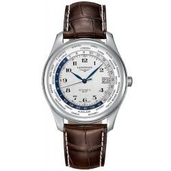 Orologio Longines Uomo Master Collection GMT Automatico L28024703