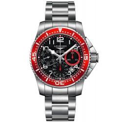 Comprare Orologio Longines Uomo Hydroconquest L36964596 Cronografo Automatico