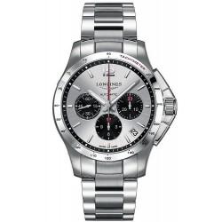 Orologio Longines Uomo Conquest Cronografo Automatico L36974066