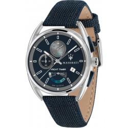 Comprare Orologio Uomo Maserati Trimarano Cronografo Quartz R8851132001