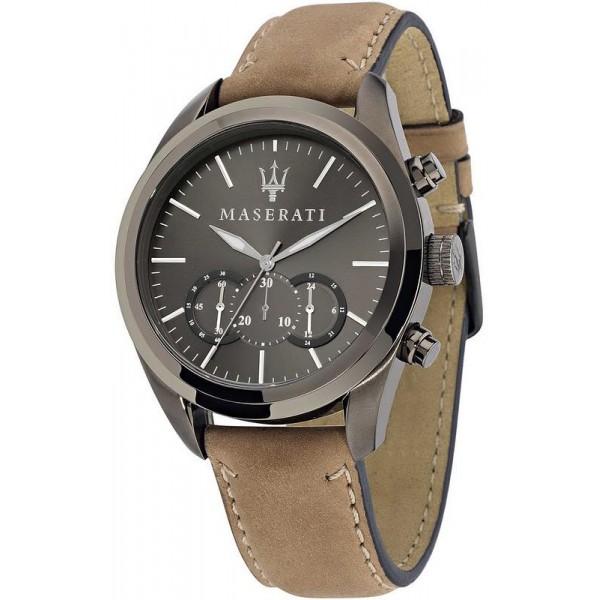 Comprare Orologio Uomo Maserati Traguardo R8871612005 Cronografo Quartz