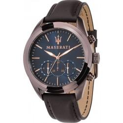 Orologio Uomo Maserati Traguardo R8871612008 Cronografo Quartz