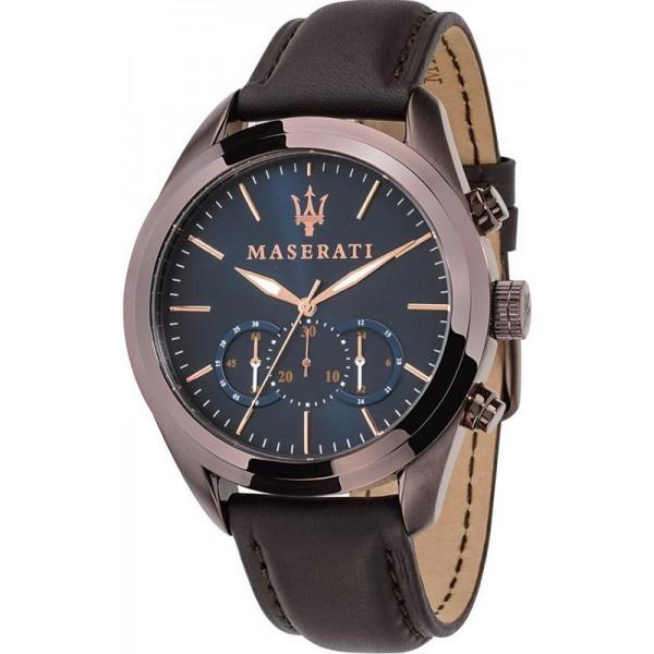 Comprare Orologio Uomo Maserati Traguardo R8871612008 Cronografo Quartz