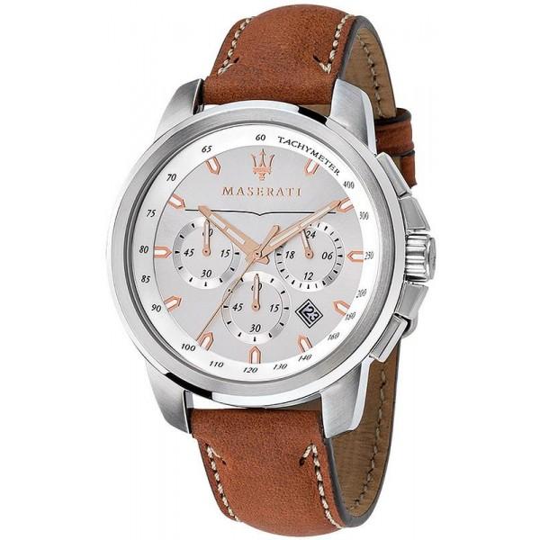 Comprare Orologio Uomo Maserati Successo R8871621005 Cronografo Quartz