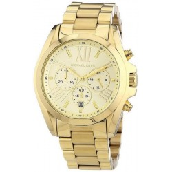 Comprare Orologio Michael Kors Unisex Bradshaw MK5605 Cronografo