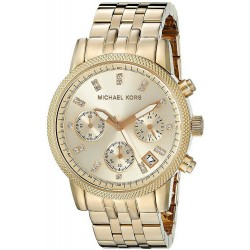 Orologio Michael Kors Donna Ritz MK5676 Cronografo