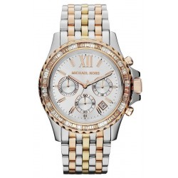 Orologio Michael Kors Donna Everest Cronografo MK5876