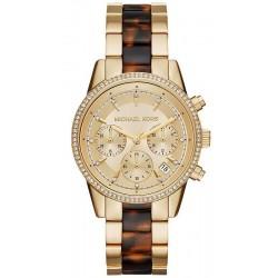 Orologio Michael Kors Donna Ritz MK6322 Cronografo
