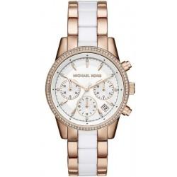 Orologio Michael Kors Donna Ritz MK6324 Cronografo