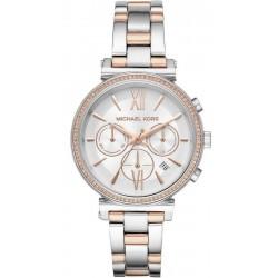 Orologio Michael Kors Donna Sofie MK6558 Cronografo