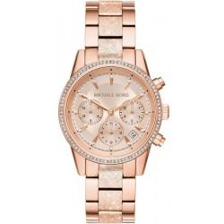 Orologio Michael Kors Donna Ritz MK6598 Cronografo