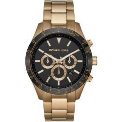 Orologio Michael Kors Uomo Layton Cronografo MK8783