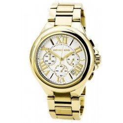 Comprare Orologio Michael Kors Donna Camille MK5635 Cronografo