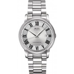 Orologio Mido Uomo Baroncelli III COSC Chronometer Automatic M0104081103309
