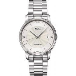 Comprare Orologio Mido Uomo Baroncelli III COSC Chronometer Automatic M0104081103700